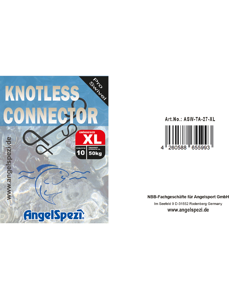 AngelSpezi knotless connector